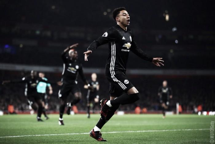 El United puso los goles y el Arsenal, el fútbol
