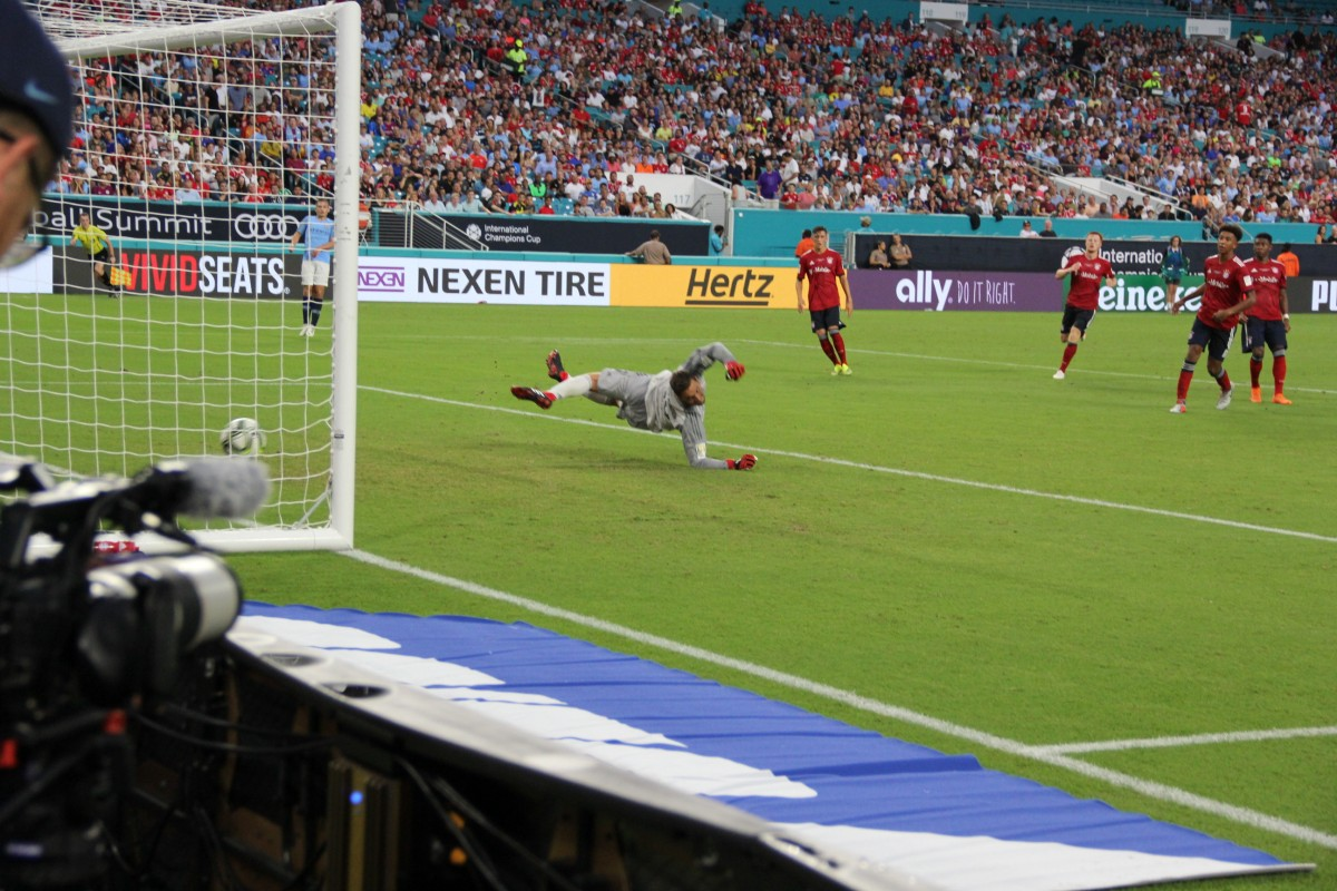 Bayern Munich 2-3 Manchester City: Bernardo Silva seals City's comeback victory