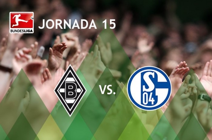 Resumen Borussia Mönchengladbach 1-1 Schalke 04 en Bundesliga 2017