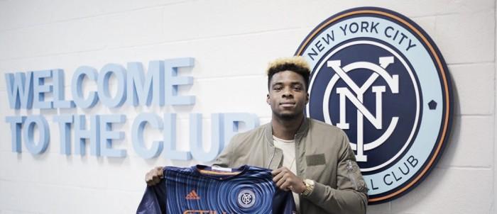 NYCFC comienza su reconstrucción con Okoli