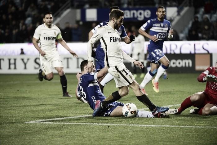 Monaco apenas empata com Bastia, mas amplia vantagem na liderança da Ligue 1