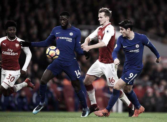 Bellerín salva al Arsenal en el mejor derbi londinense en mucho tiempo
