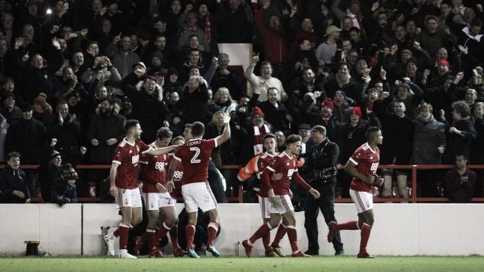 El Nottingham Forest apea al campeón de la copa