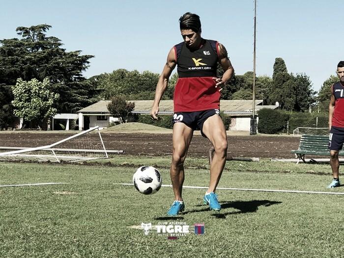 """Diego Morales: """"Tenemos que salir a ganar"""""""