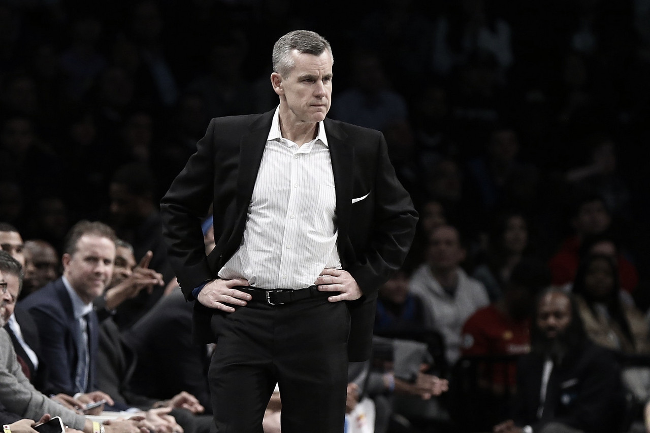 Bulls Hire Billy Donovan HC
