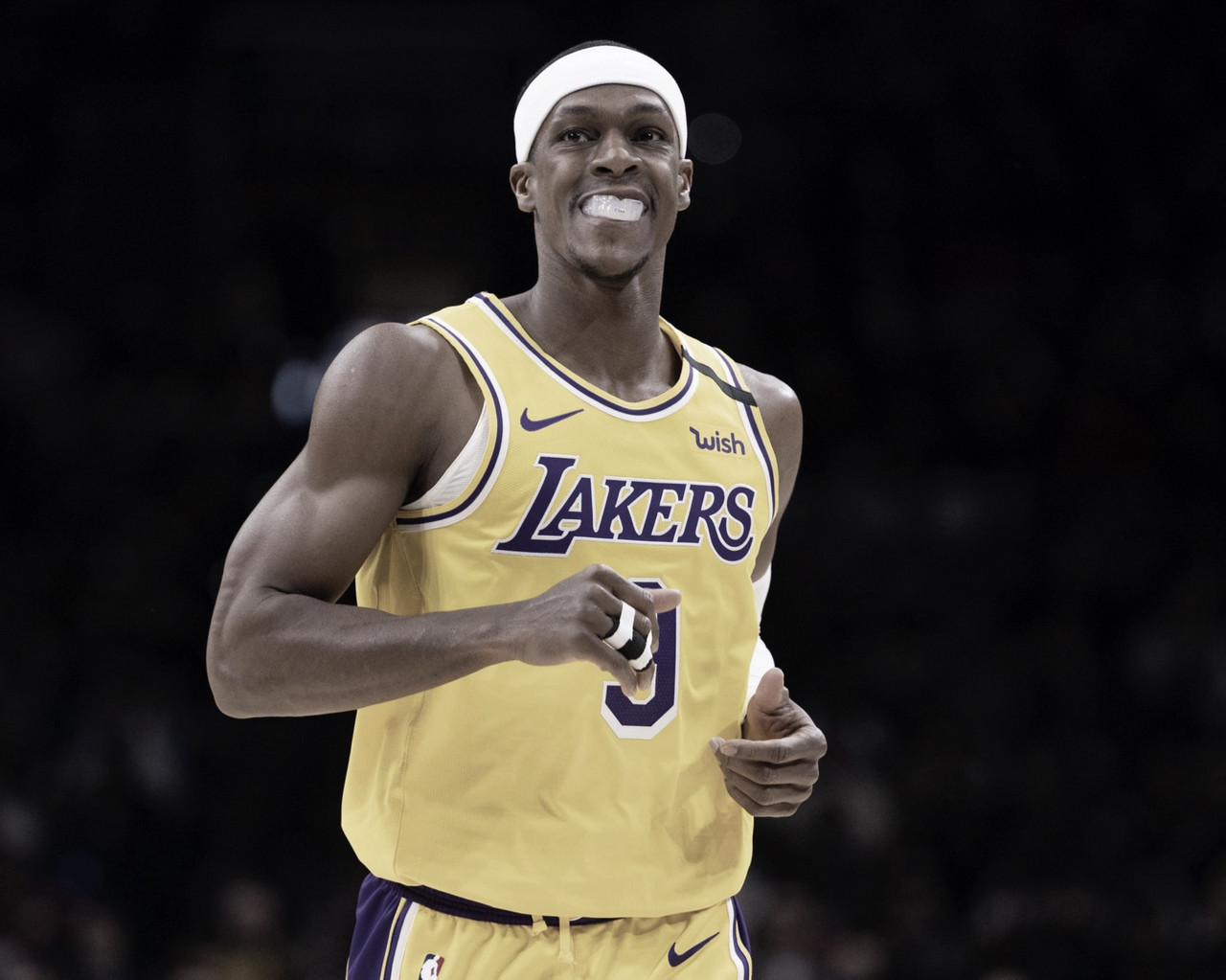 Rondo Moves Up in All-Time Playoffs Assist List