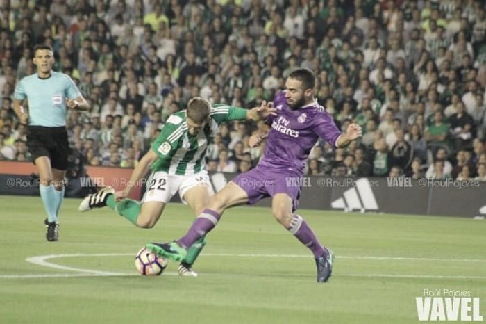"""Carvajal: """"Hemos salido con mucha intensidad, y eso ha decantado el partido"""""""