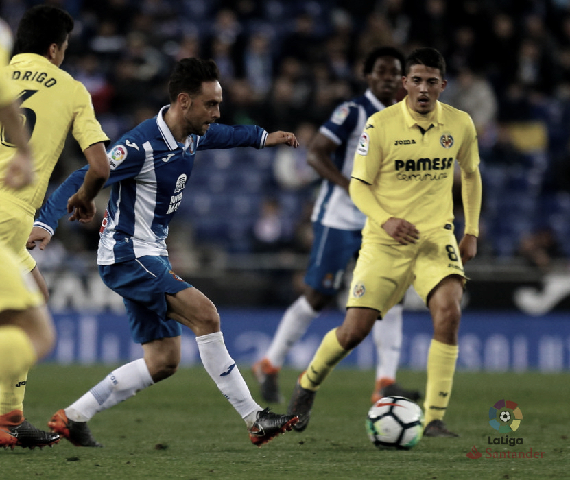Resumen RCD Espanyol vs Villarreal CF en LaLiga Santander 2018 (3 - 1)
