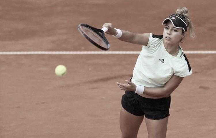 Renata Zarazúa hace historia en Roland Garros