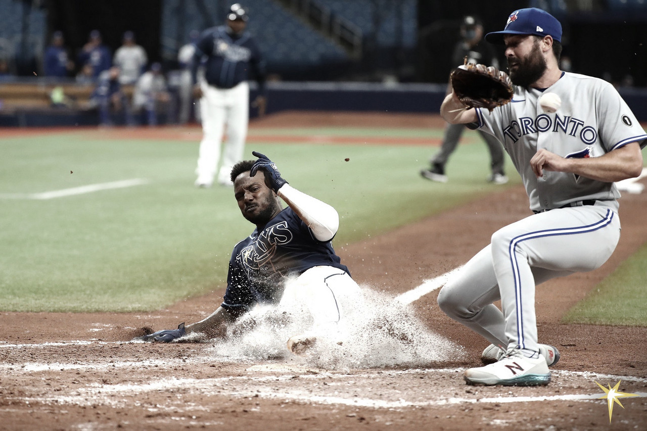 Jays Drop Wild Card Opener