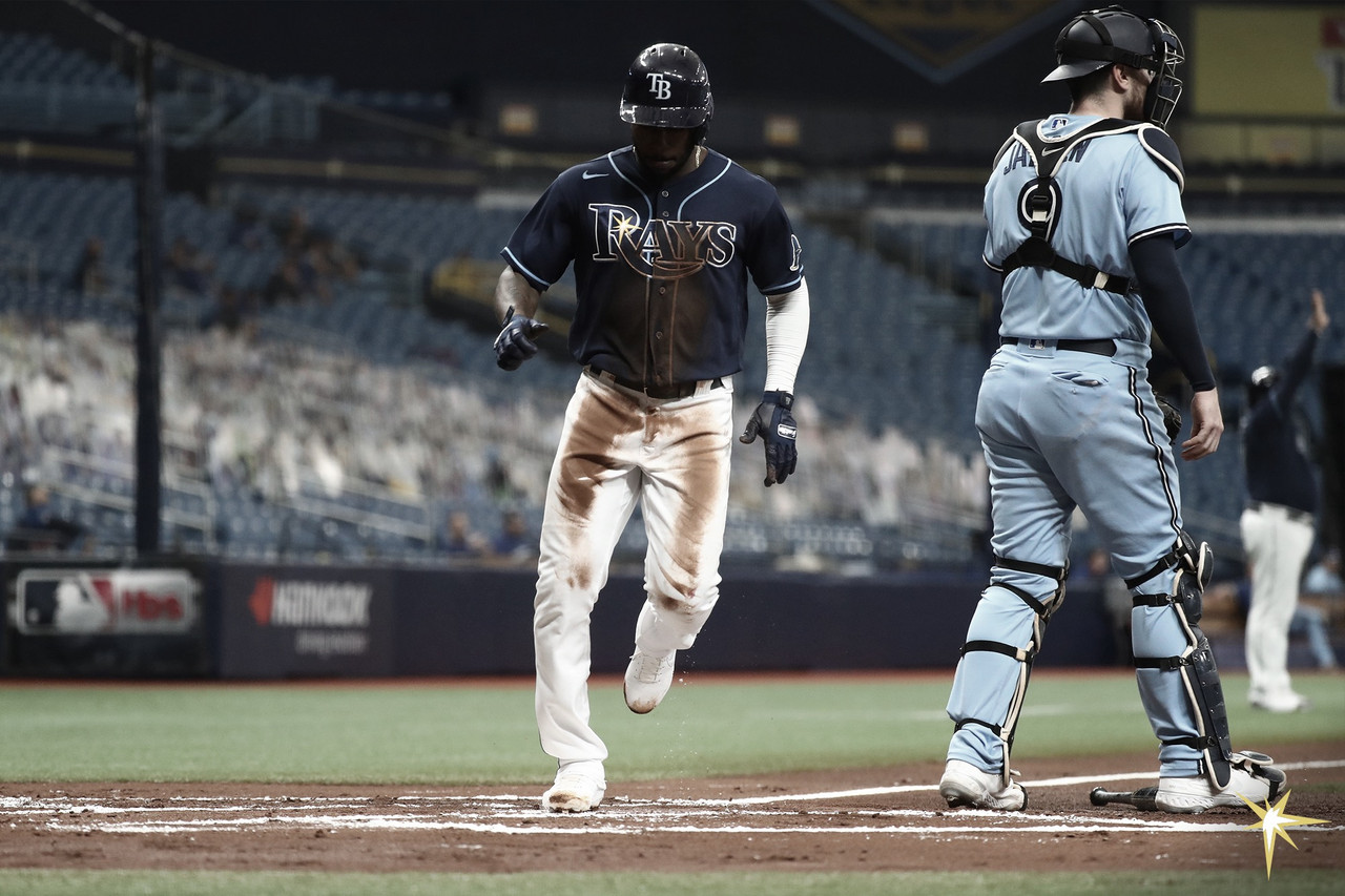 Tampa Bay Ends Toronto Season at Tropicana Field