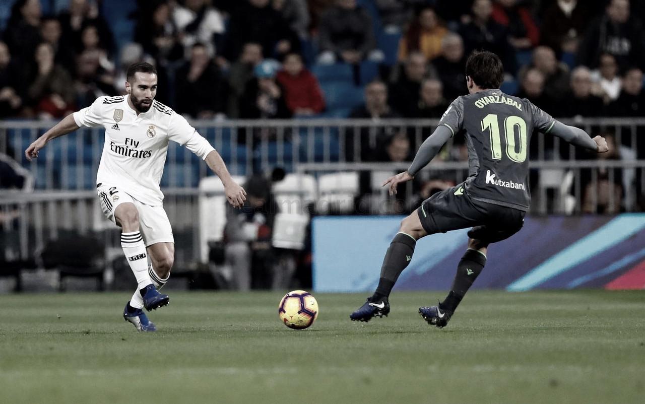 Fecha, horario y dónde ver el partido entre la Real Sociedad y el Real Madrid