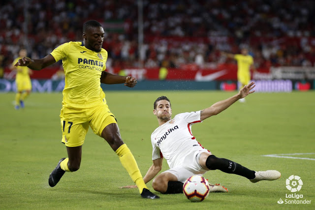 Previa Sevilla FC vs Villarreal CF: necesidad de ganar