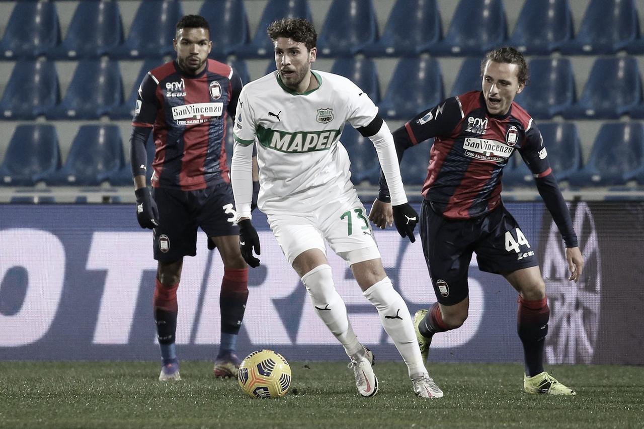 Meio-campista do Sassuolo, Manuel Locatelli entra na mira da Juventus
