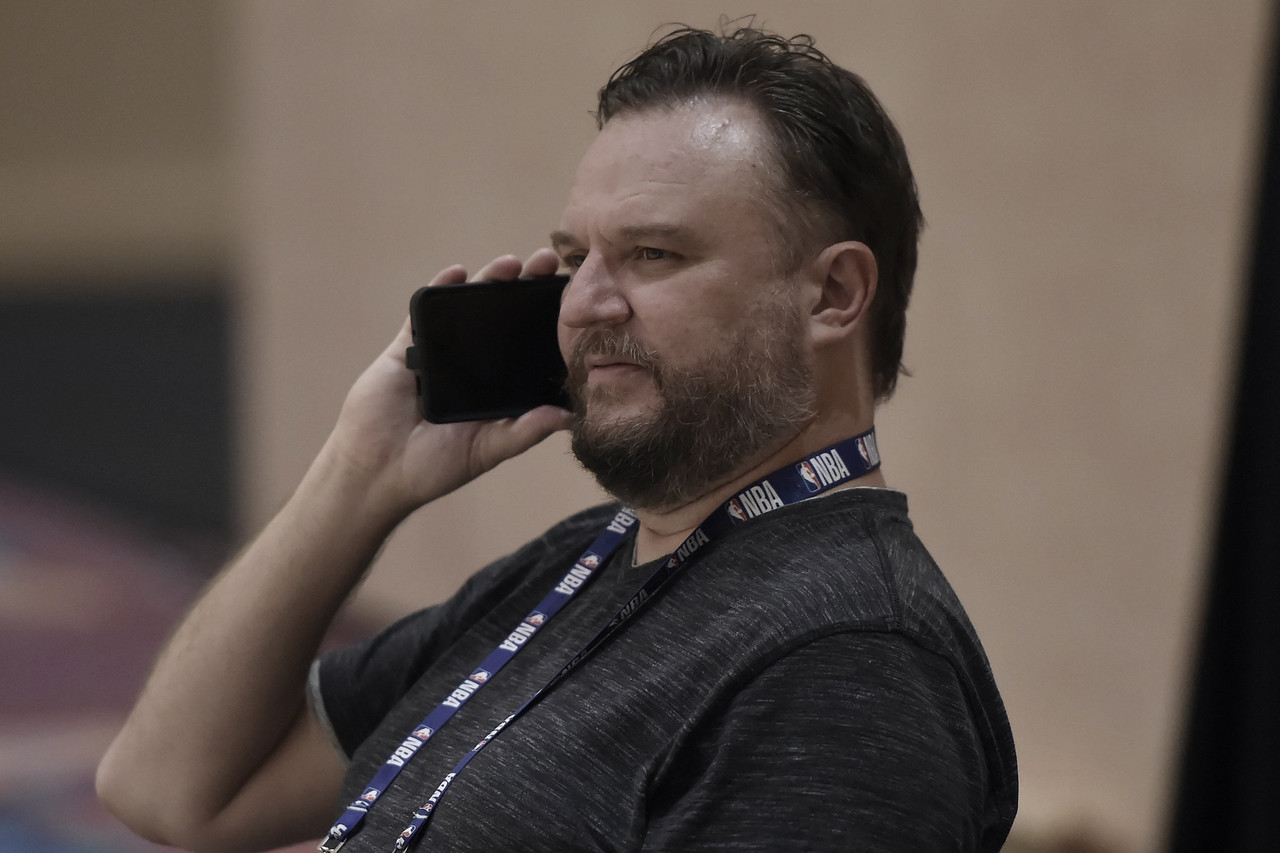 Daryl Morey Steps Down as Rockets GM