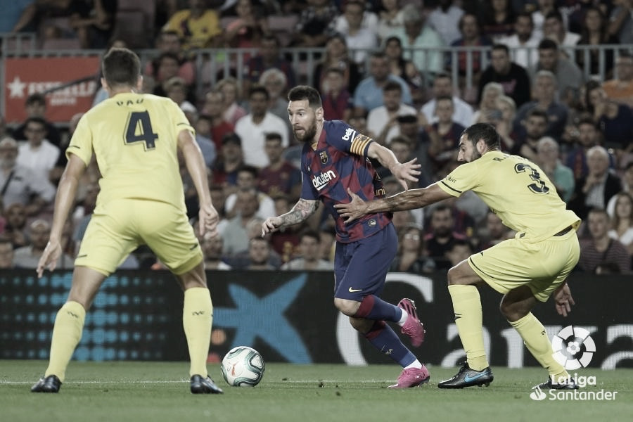 La temporada de los centrales del Villarreal