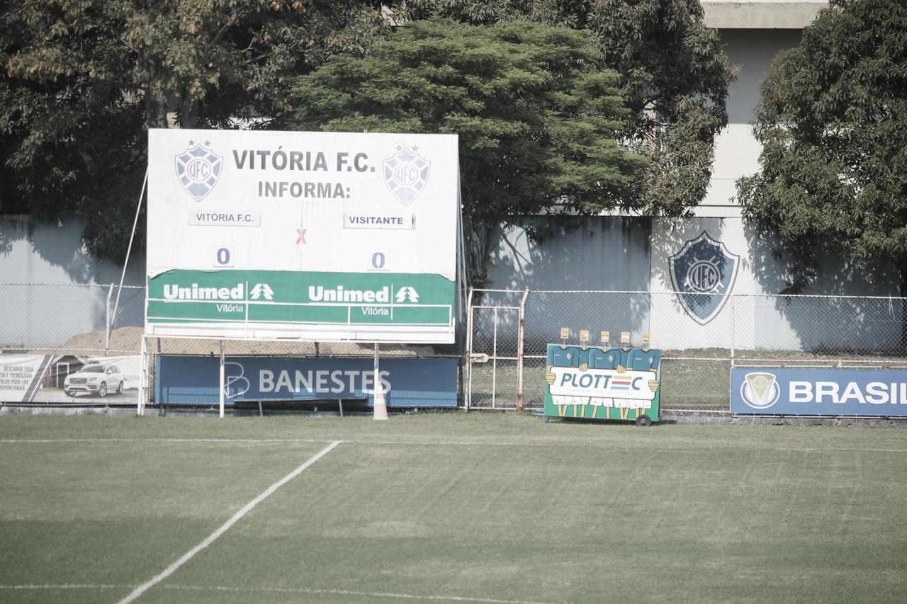 Jogo entre Vitória e Vilavelhense pela terceira rodada do Campeonato Capixaba é adiado