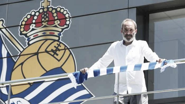 Juanjo Arregi asume el reto