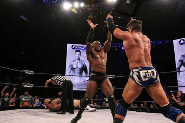 TNA Impact World Title Series Week 3 Recap