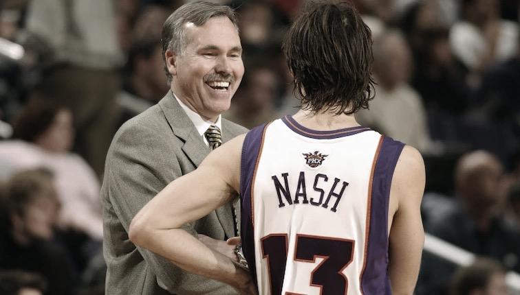 D'Antoni Reunites With Nash in Brooklyn