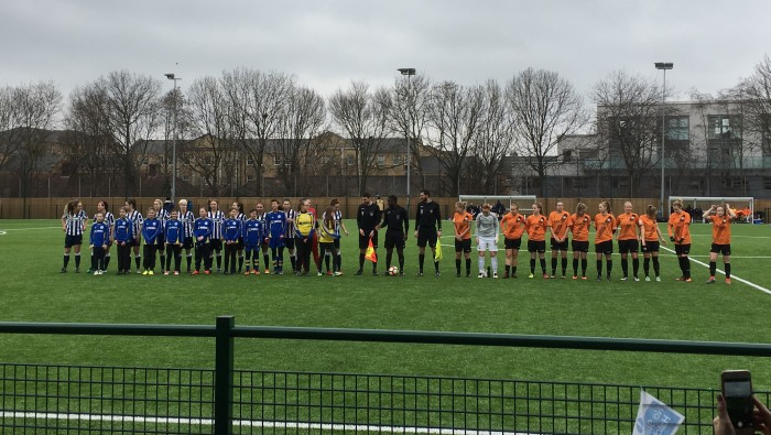 Women's FA Cup - Millwall 1-0 London Bees: Lionesses roar at new home