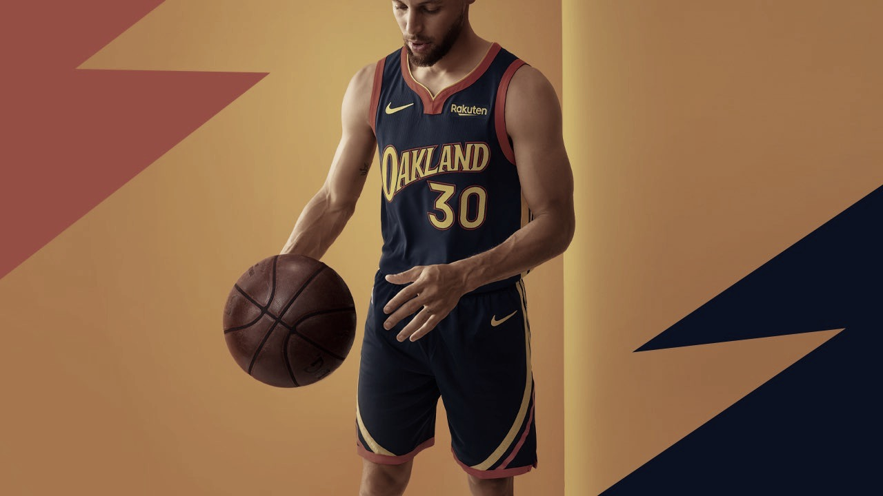 Warriors Present New 'City Edition' Uniforms