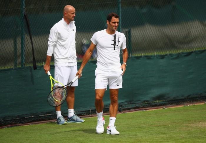 Wimbledon, esordio facile per Djokovic. Finisce sogno di Travaglia