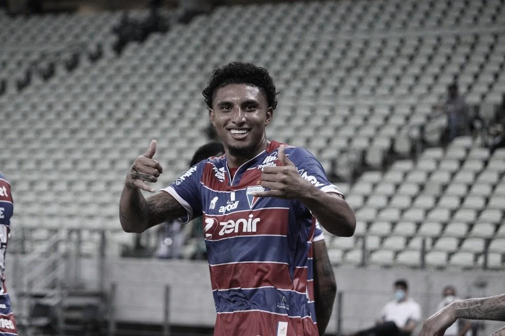 Emprestado pelo Corinthians ao Fortaleza, Éderson recebe proposta do Newcastle