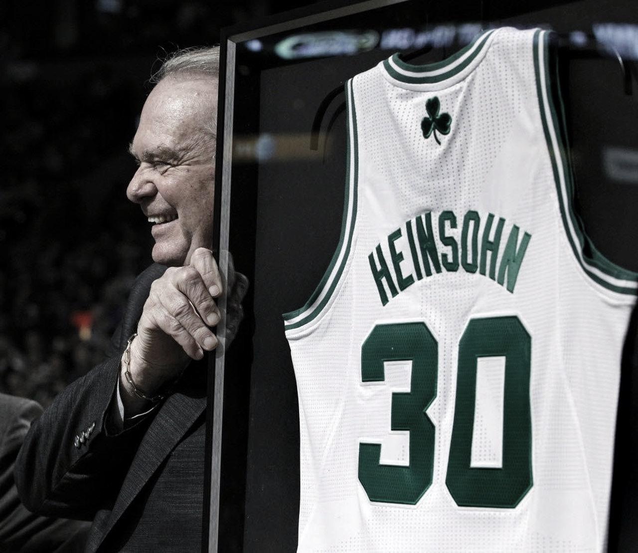 NBA Family Mourns Celtics Legend Death