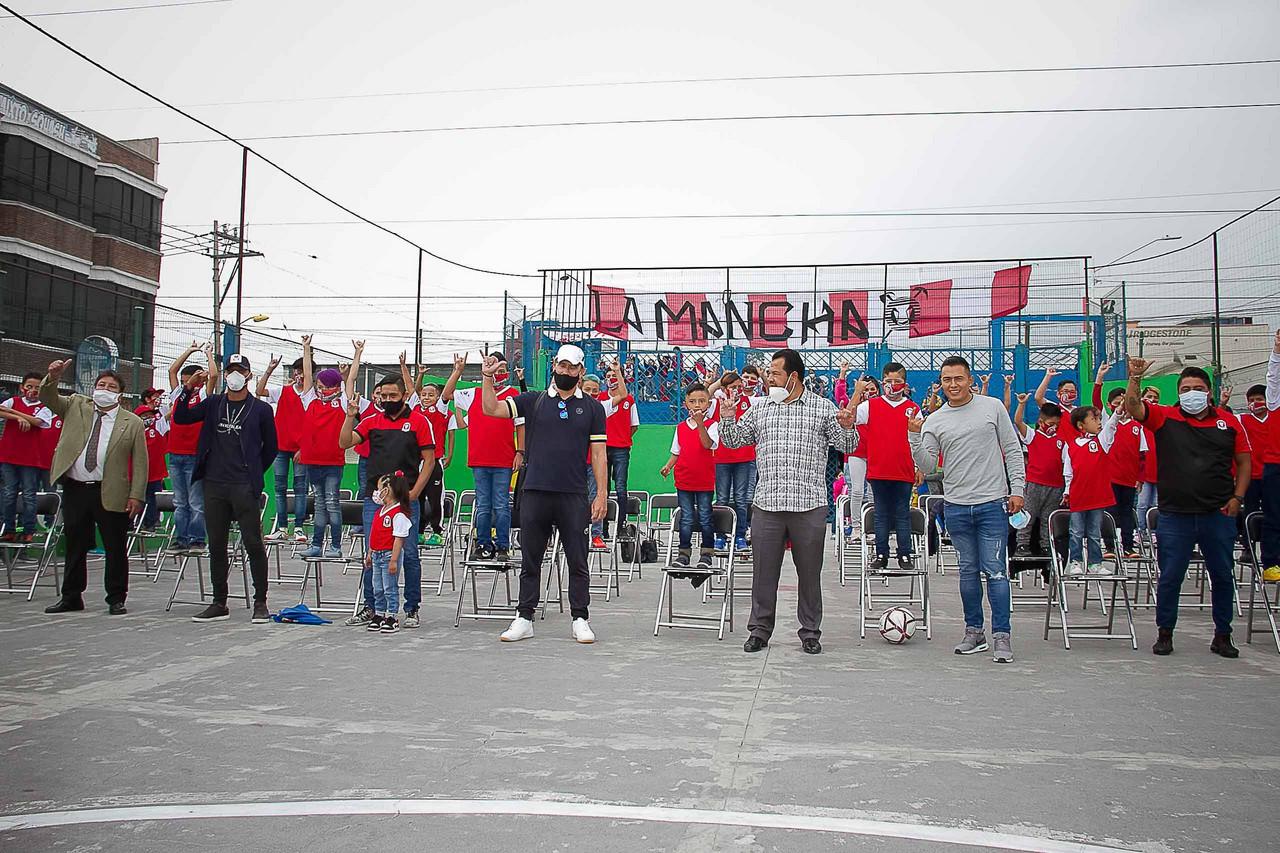 Neza Futbol Club abrirá participación en la Liga Balompié en sede alterna