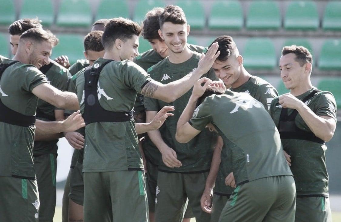 El próximo lunes comienza la pretemporada para el Real Betis