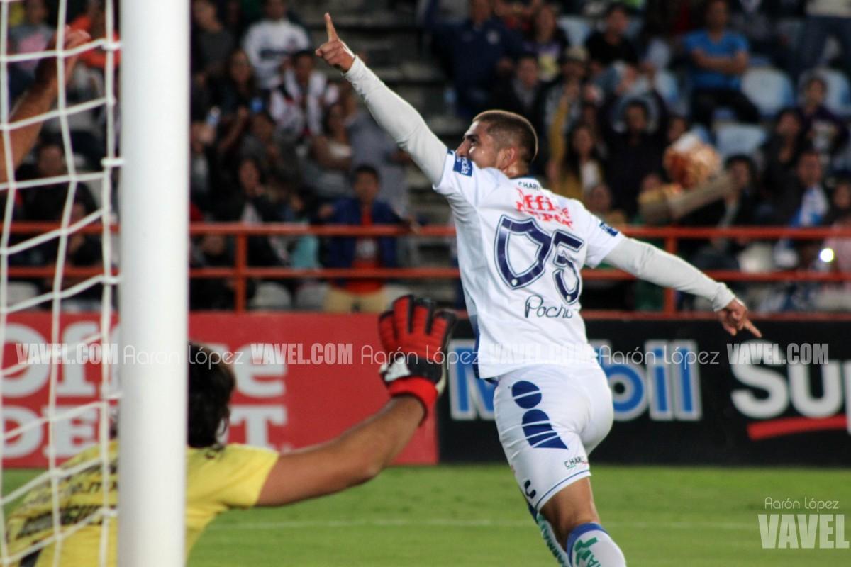 Fotos e imágenes del partido Pachuca 3-0 Lobos BUAP, jornada 5 de Liga MX 2018