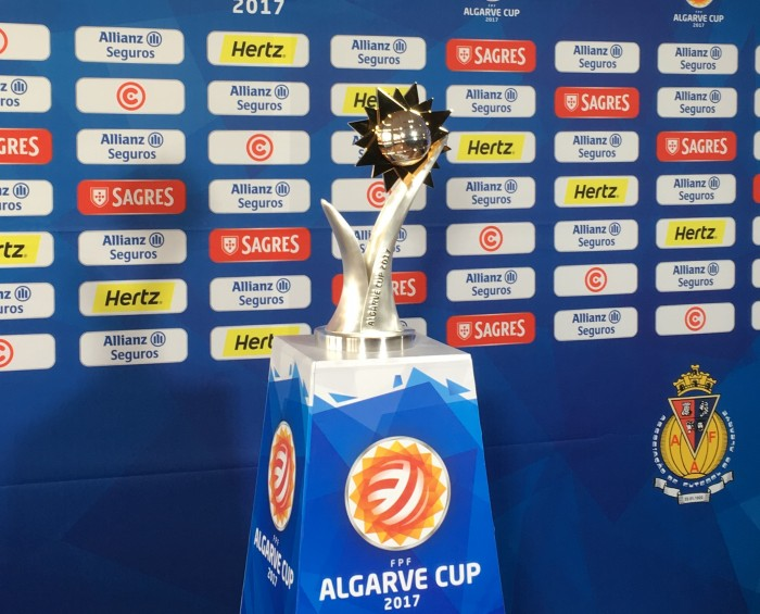 Algarve Cup - Day 1 Round-Up