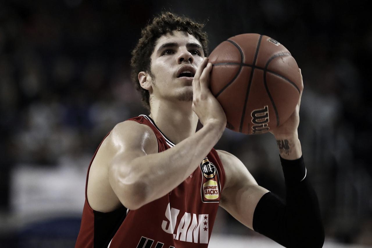 Warriors, Pistons & Hornets Eyeing LaMelo Ball