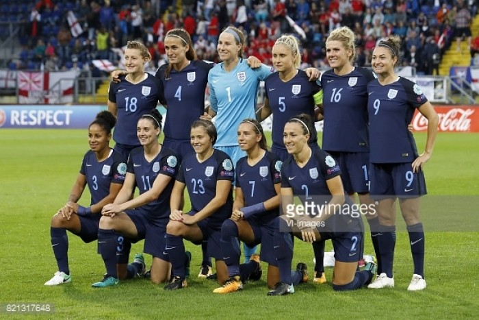 Opinion: England Lionesses prove why they are a force to be reckoned with at Euro 2017