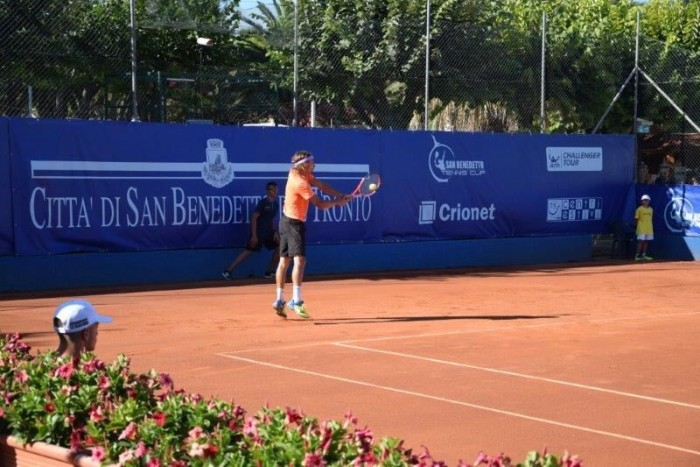ATP - Challenger San Benedetto, i risultati