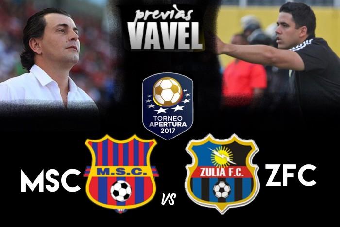 Previa: Monagas SC - Zulia FC, camino a la continuidad