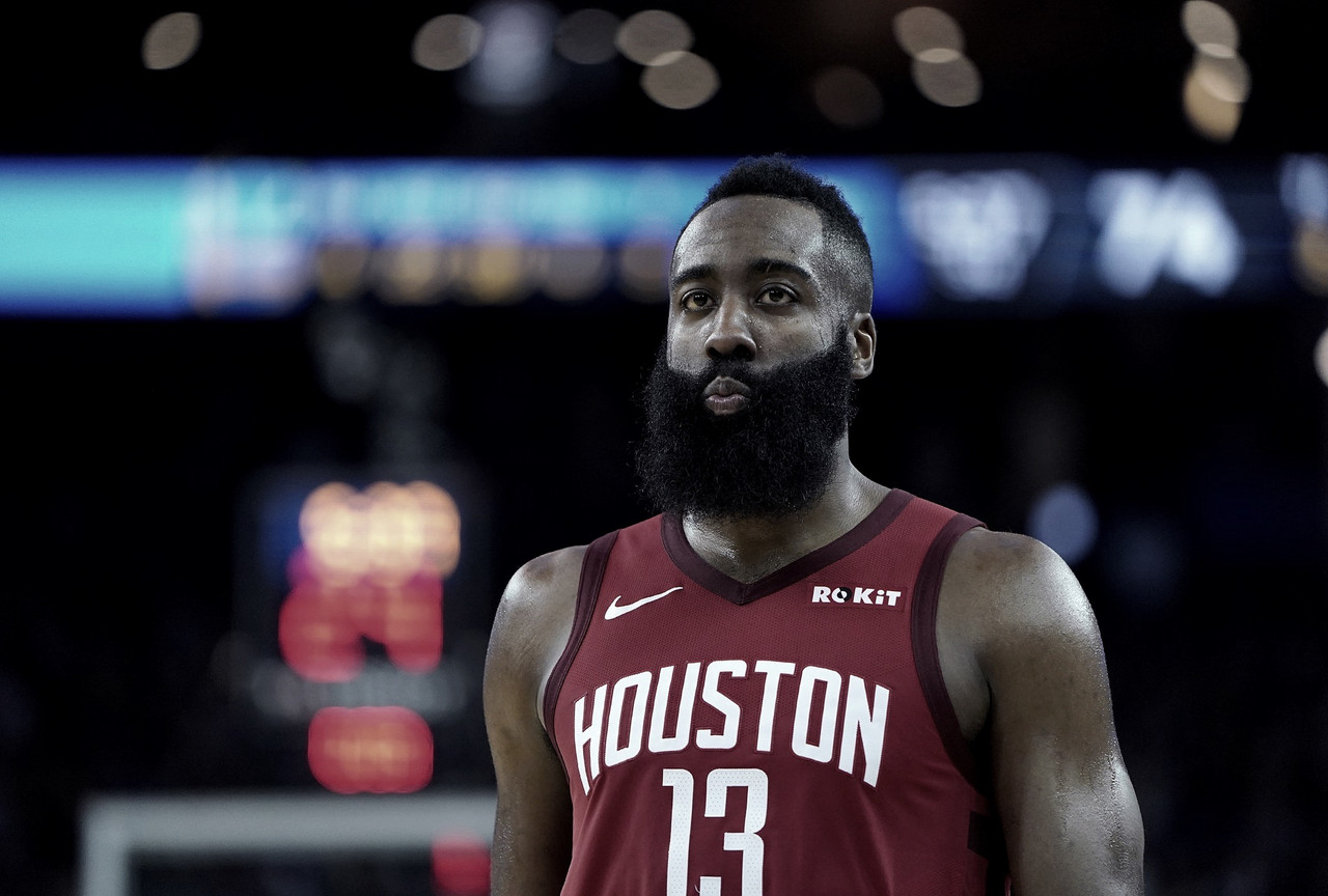 Harden Already Packing His Bags