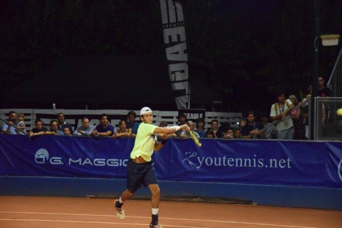 ATP - Challenger San Benedetto - La prima volta di Berrettini, Djere al tappeto