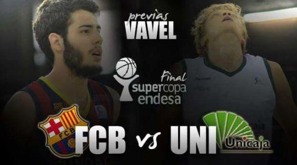 Unicaja - FC Barcelona: prohibida la tregua