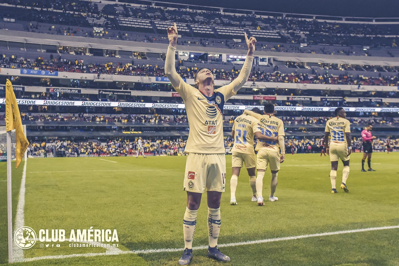 América en la final de Copa MX