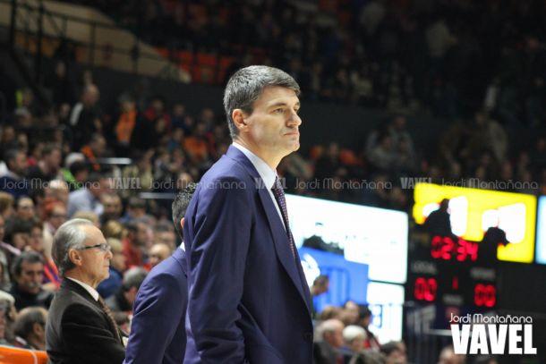 Velimir Perasovic deja de ser entrenador del Valencia Basket