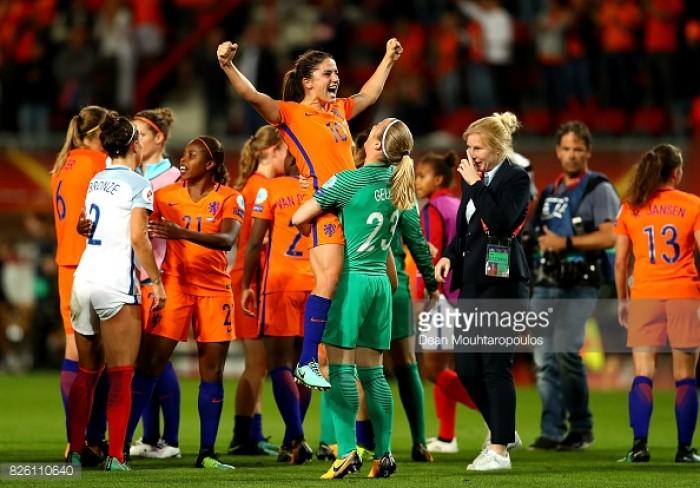 An ode to glorious Netherlands joy