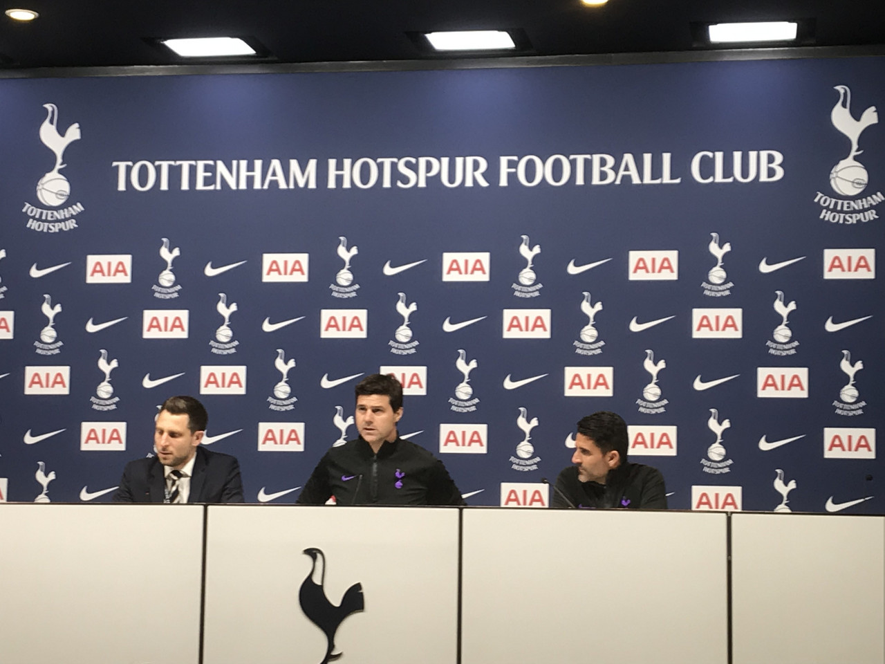 """Pochettino reflects on """"best season"""" before talks with Levy post Champions League final"""