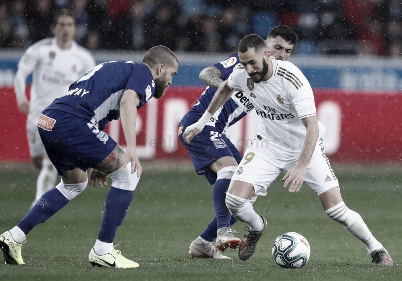 Confirmado el horario de la J35 para el Real Madrid