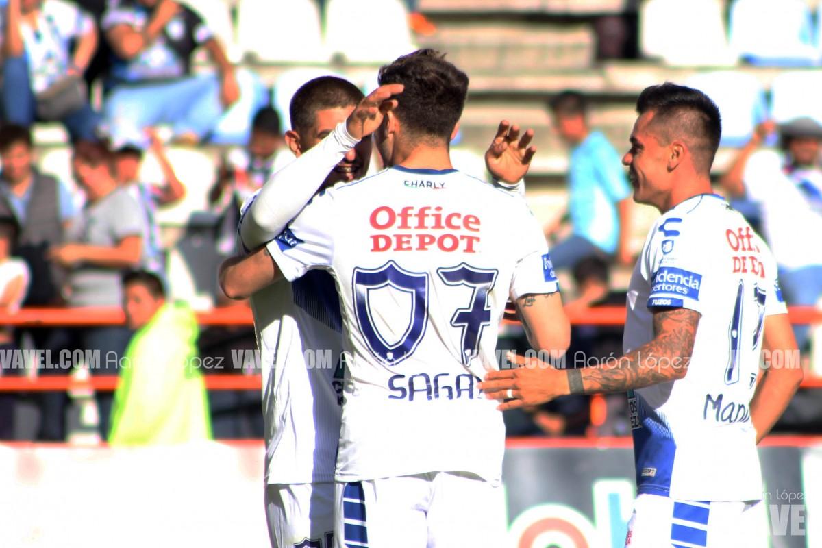 Fotos e imágenes del partido Pachuca 2-0 Pachuca, Jornada 7 Liga MX 2018