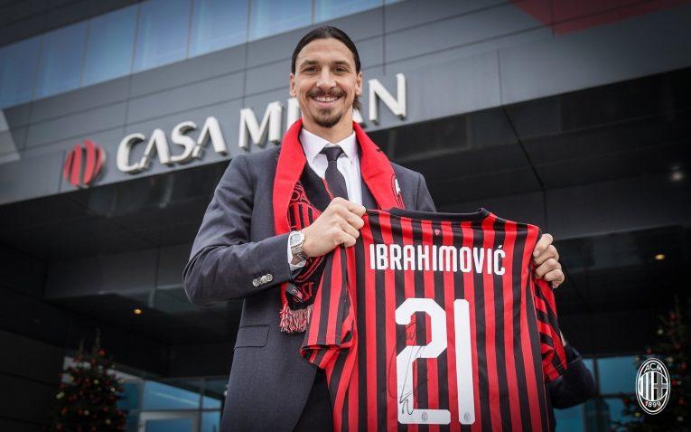 Il futuro di Ibrahimovic è veramente sempre più lontano dal Milan?