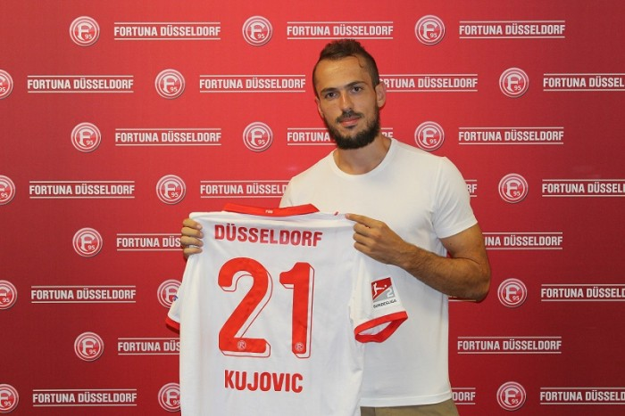 Fortuna Düsseldorf bolster attack again with Emir Kujovic signing