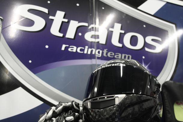 Del cielo a la tierra el Team Stratos