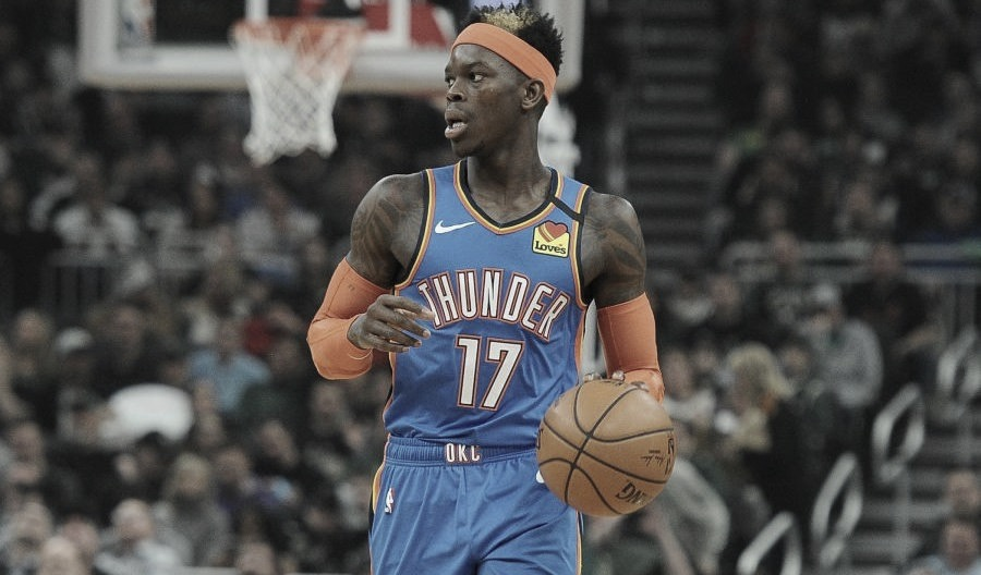 Schroder Ready to Step Into A Bigger Role
